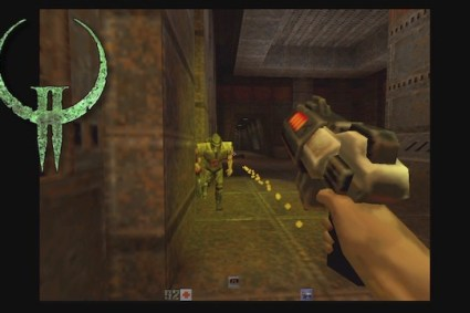 Quake 2 (Windows 98 / 3DFX Voodoo 3)