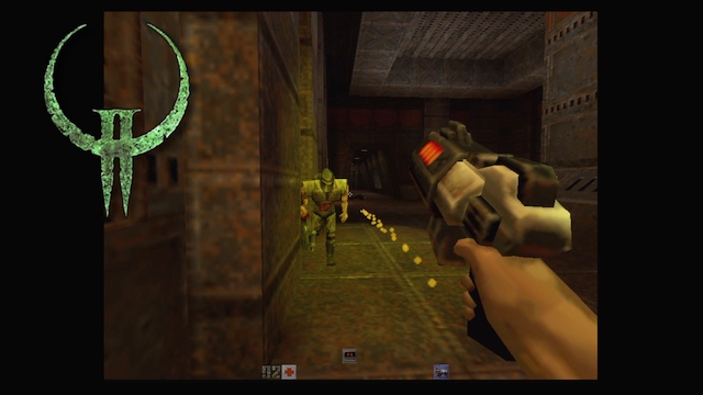 Quake 2 (Windows 98 / 3DFX Voodoo 3)