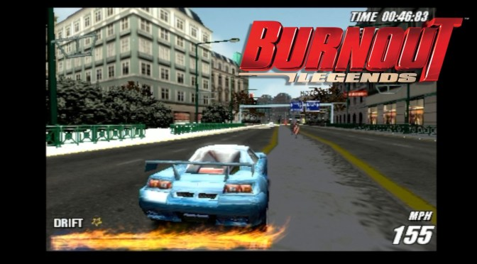 Burnout Legends (PSP) – Racing & Crash Mode