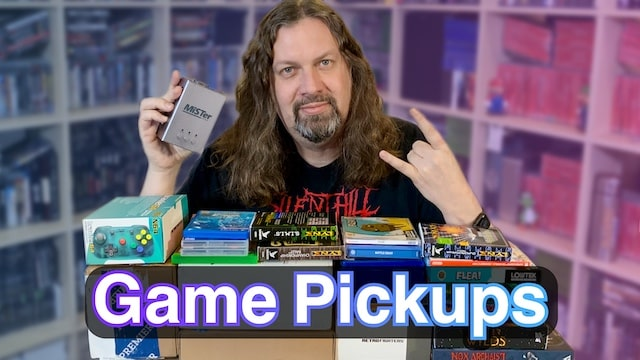*NEW* Recent Game Pickups! (PS5, Xbox, Dreamcast, Switch, NES & MORE!)