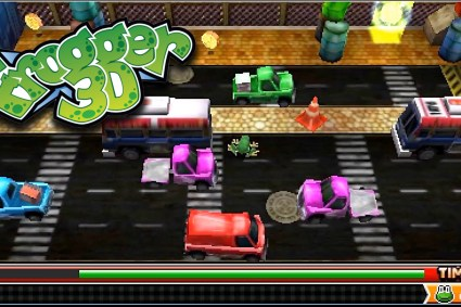 Frogger 3D (3DS) – Quick Review – Is it still fun?!
