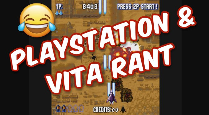 Thoughts on why the PlayStation store didn't close & why the VITA failed.
