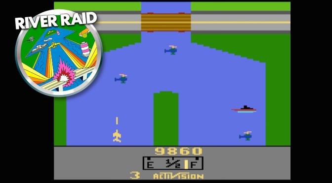 River Raid (Atari 2600) – Review & Gameplay