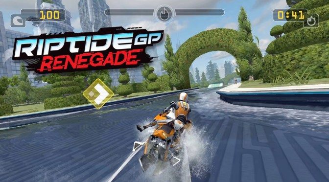 Riptide GP Renegade (Switch) Review + Gameplay