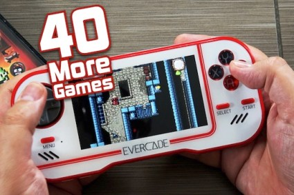 NEW EVERCADE cartridges REVIEWED: Indie games, Worms & More!