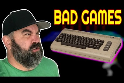 5 of the Worst Commodore 64 Games You Must See To Believe