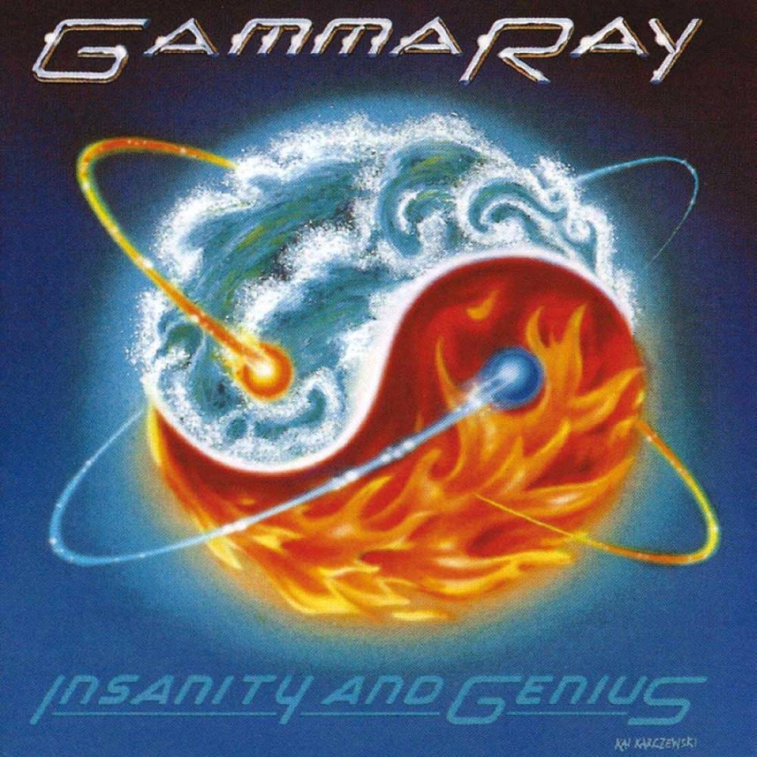 Gamma Ray 18 Years Lyrics Metal Kingdom