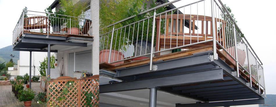 Balkone Erweiterungen Mainz