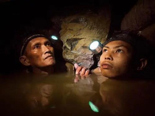 miniere nelle filippine