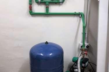 Υδραυλική εγκατάσταση
