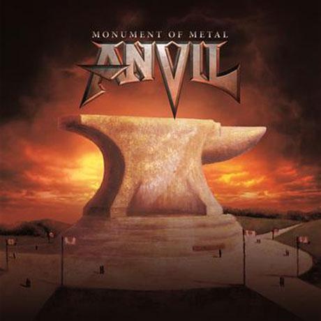 Anvil - Monument Of Metal
