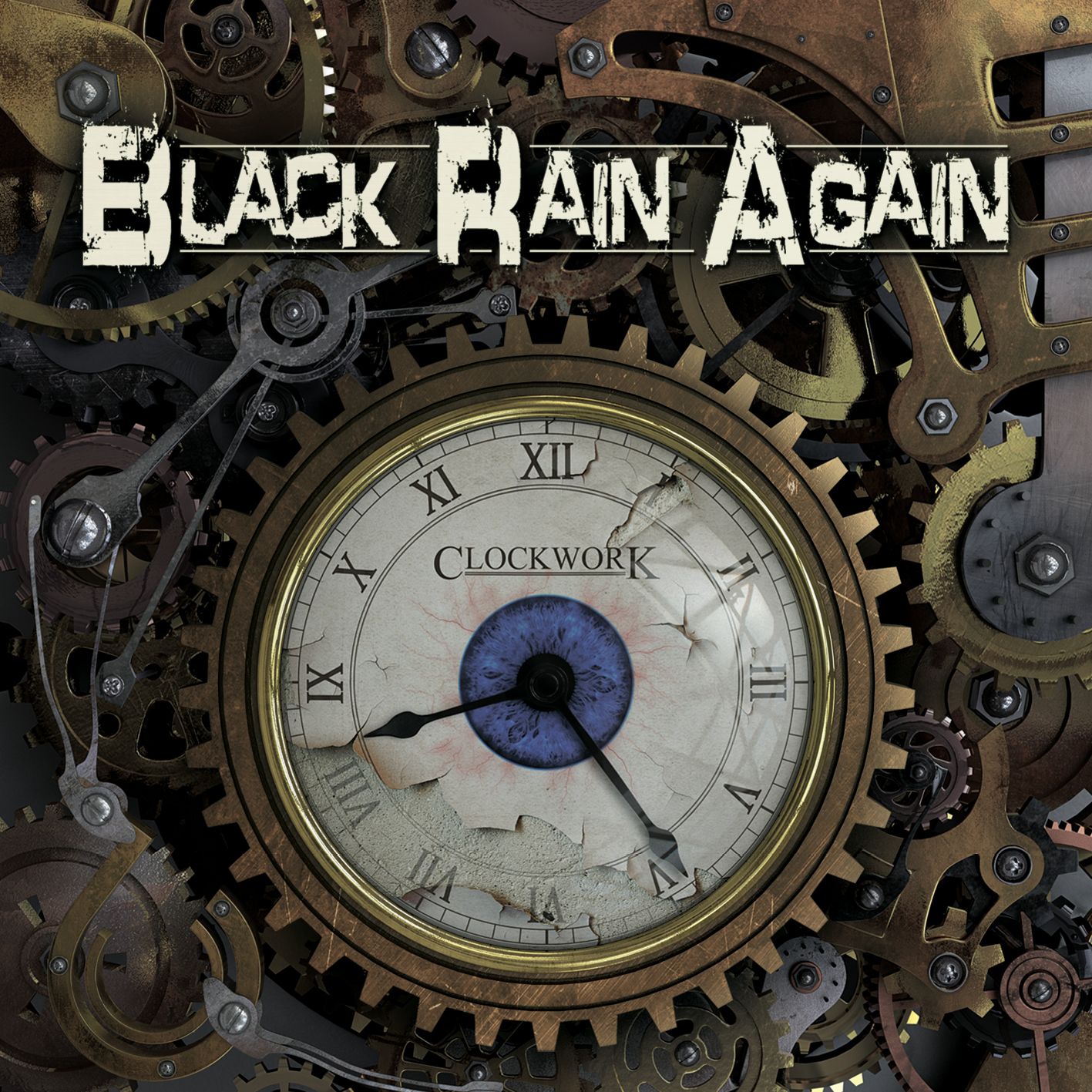 BLACK RAIN AGAIN Clockwork