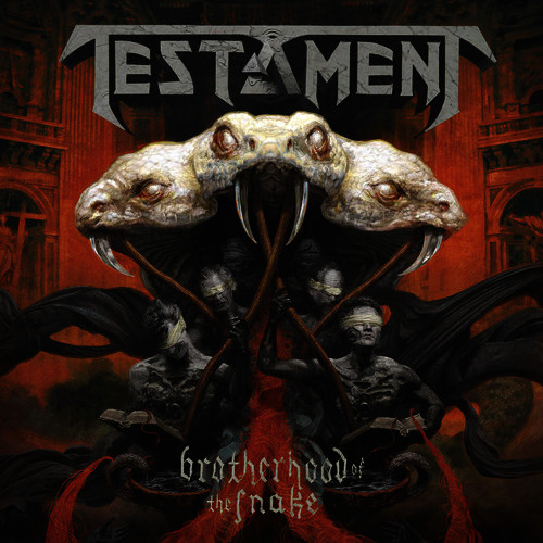 Risultati immagini per testament brotherhood of the snake