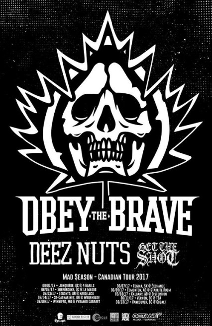 Obey The Brave 5