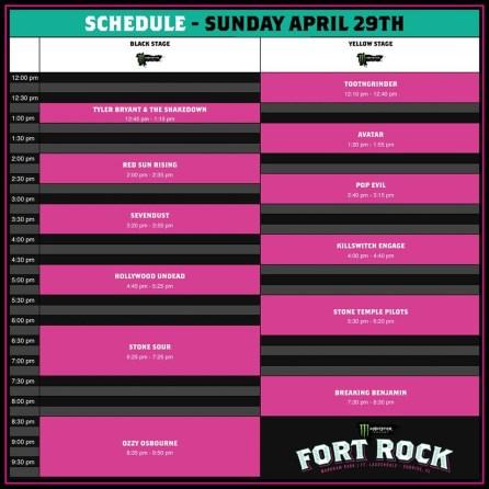 Fort Rock 11