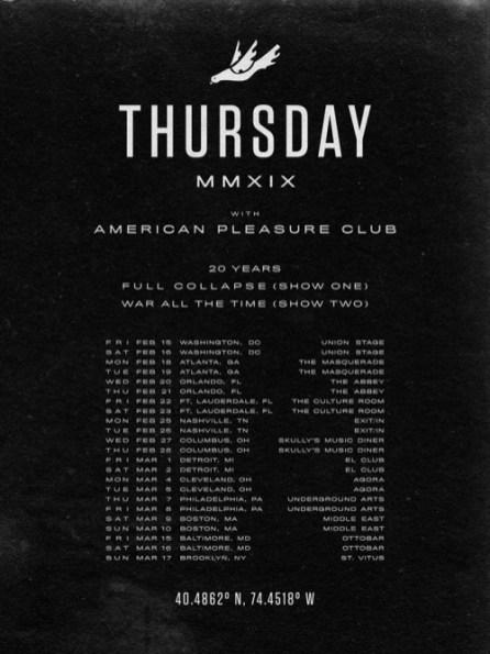 Thursday 4
