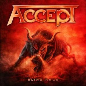Accept Billboard 200 album Blind Rage