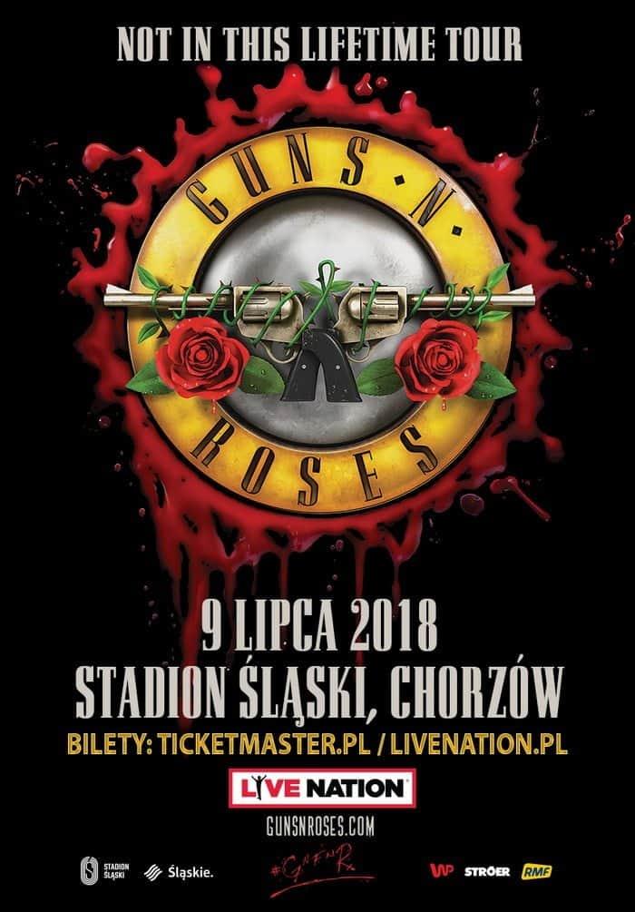 Guns N Roses W Polsce 2018 Bilety I Szczegy Koncertu