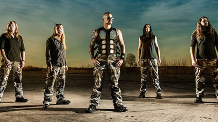 You are currently viewing SABATON<br/>Joakim le Conquérant