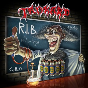 Read more about the article TANKARD<br/>R.I.B (Rest In Beer)