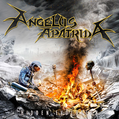 You are currently viewing Angelus Apatrida<br/>Hidden Evolution