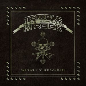 Read more about the article MICHAEL SCHENKER'S TEMPLE OF ROCK<br/>Spirit On A Mission