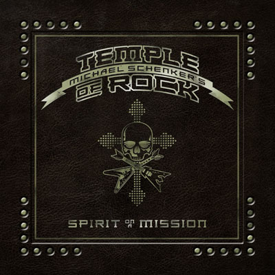 You are currently viewing MICHAEL SCHENKER'S TEMPLE OF ROCK<br/>Spirit On A Mission