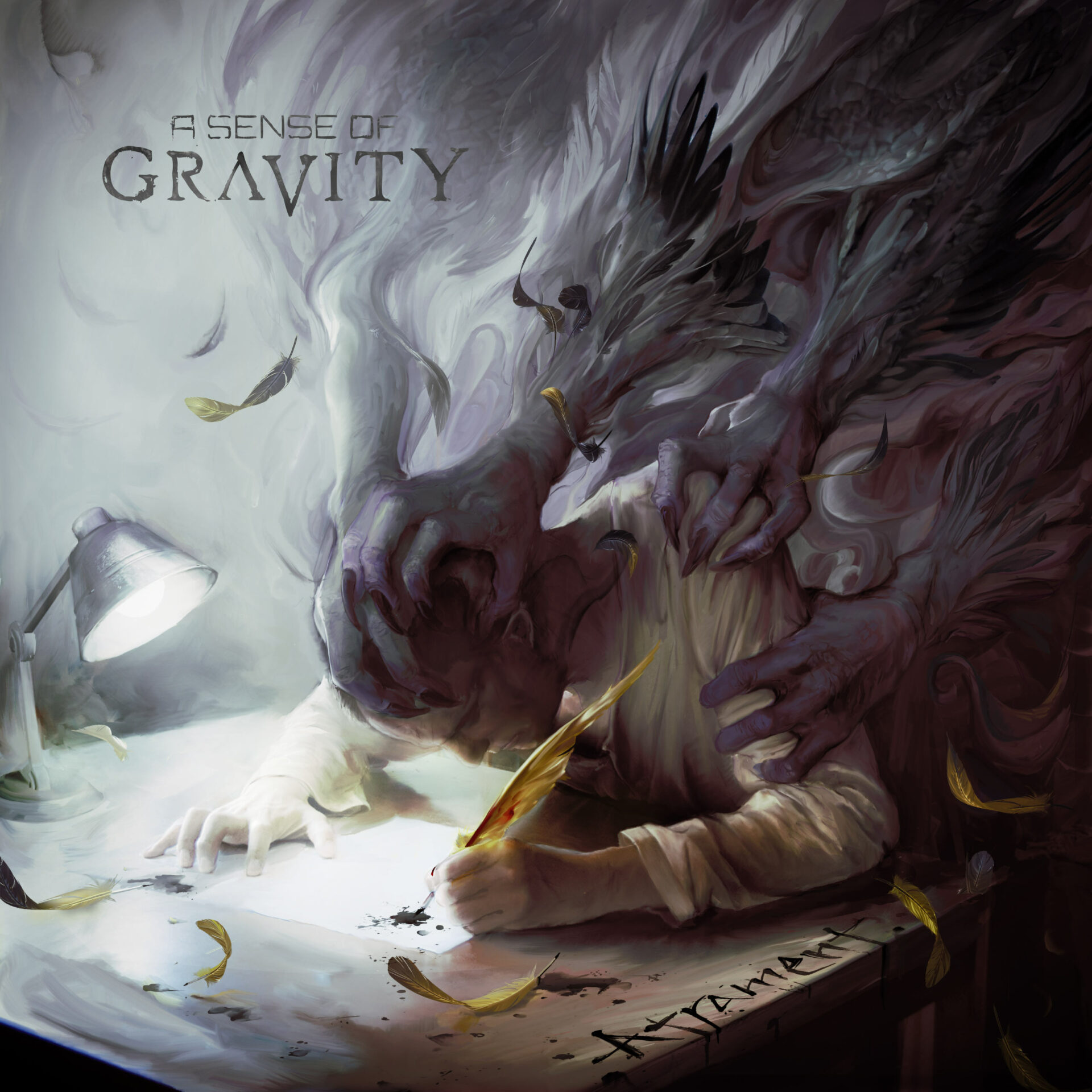 You are currently viewing A SENSE OF GRAVITY <br/> Atrament