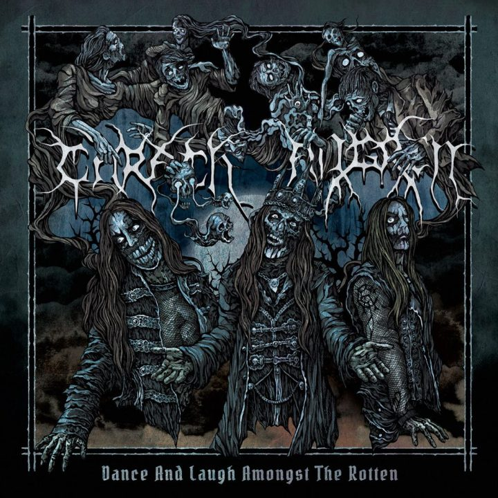 CARACH ANGREN Dance and Laugh amongst the Rotten COVER