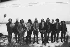 THE MAGPIE SALUTE <br/> Un pack de Crowes