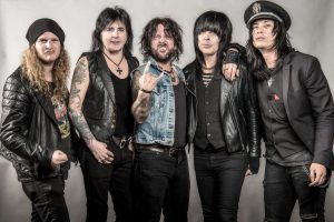 L.A. GUNS <br/> Gros calibres