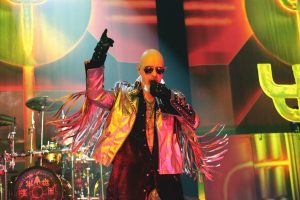 Judas Priest : déluge de metal sur Paris