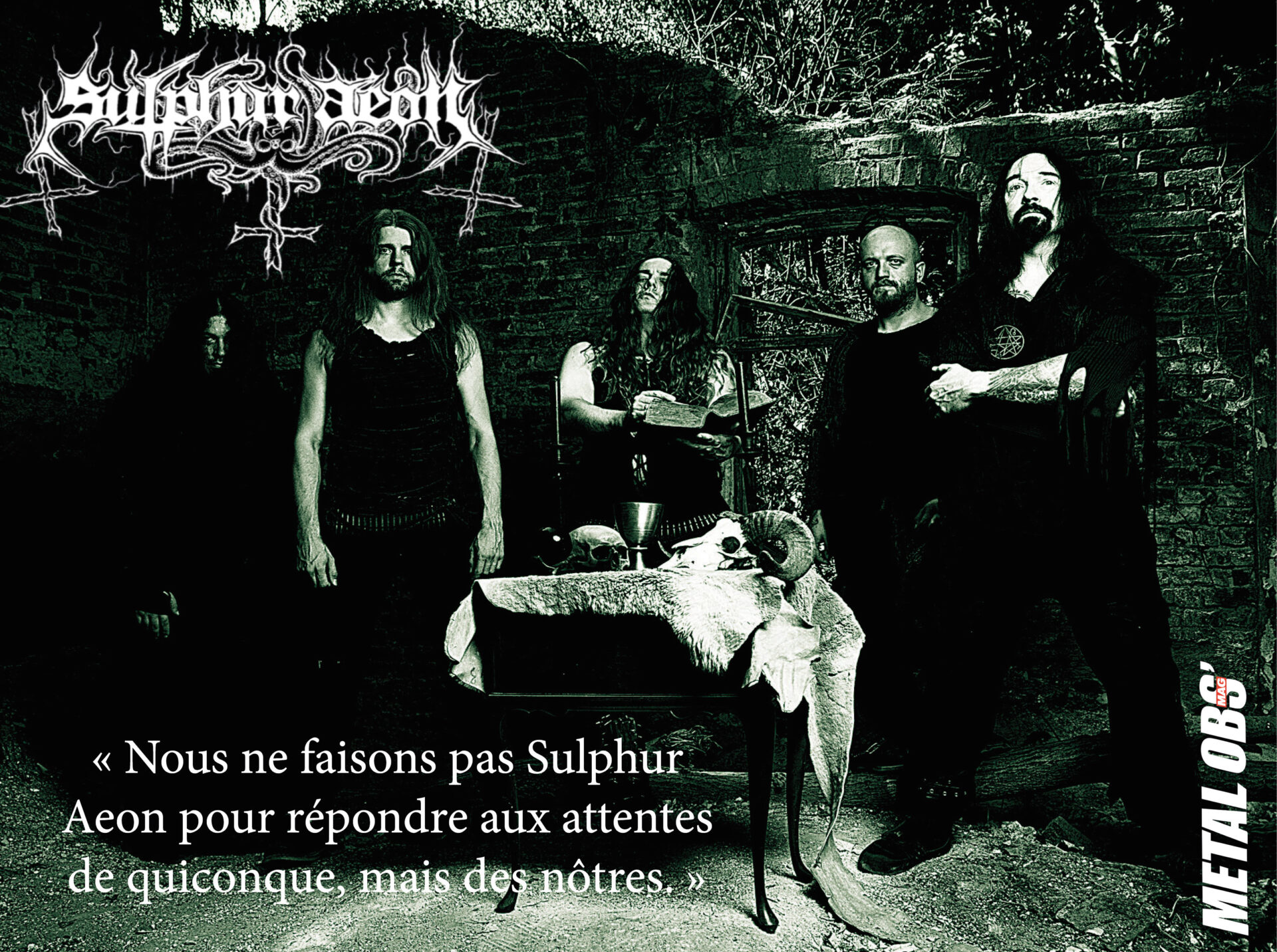 You are currently viewing SULPHUR AEON : La revanche du scythe