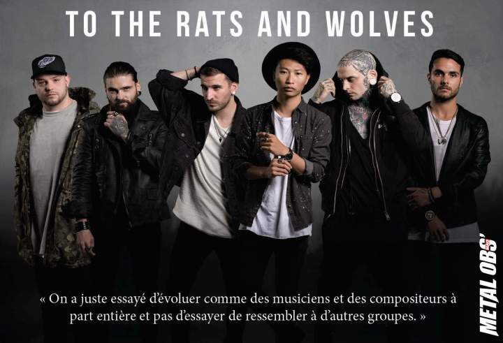 To The Rats And Wolves