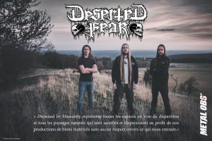 DESERTED FEAR : Death Metal humaniste