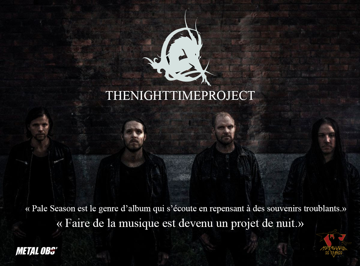 You are currently viewing TheNightTimeProject : LE TEMPS D'UNE NUIT