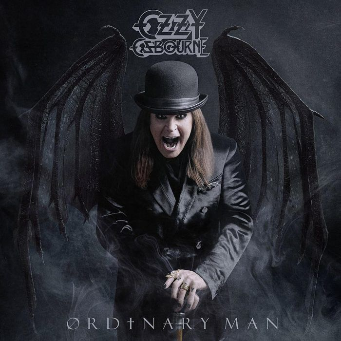 OZZY OSBOURNE : Ordinary Man