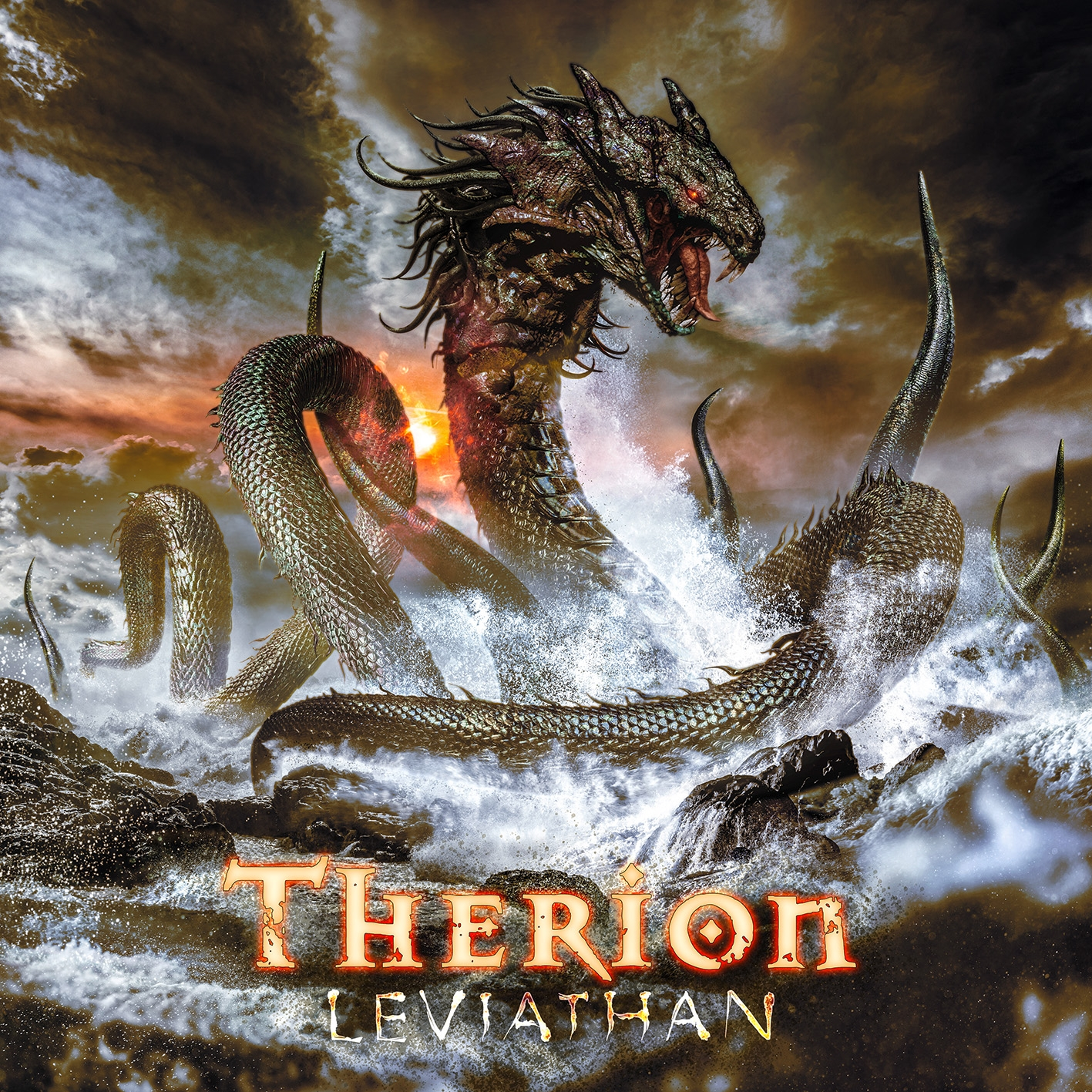 You are currently viewing THERION : Leviathan