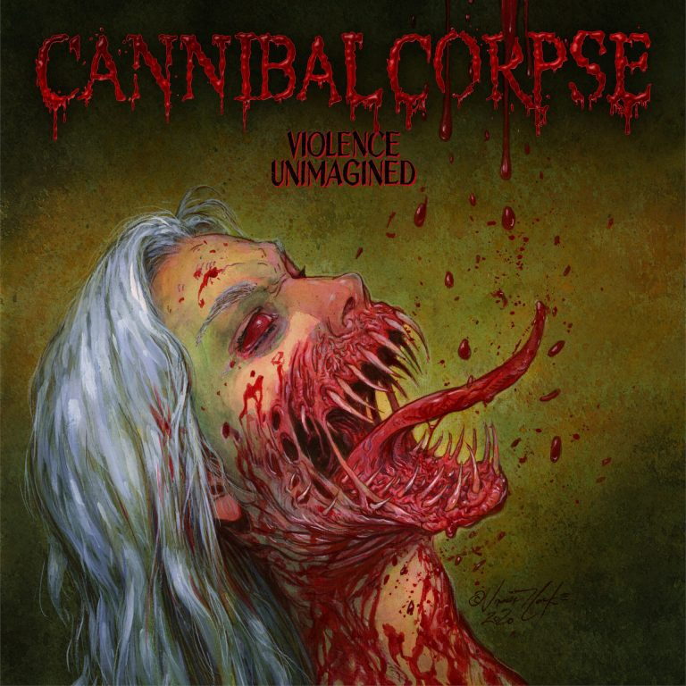 Read more about the article CANNIBAL CORPSE : Violence Unimagined (notre album du mois METAL OBS #97 mars/avril 2021)