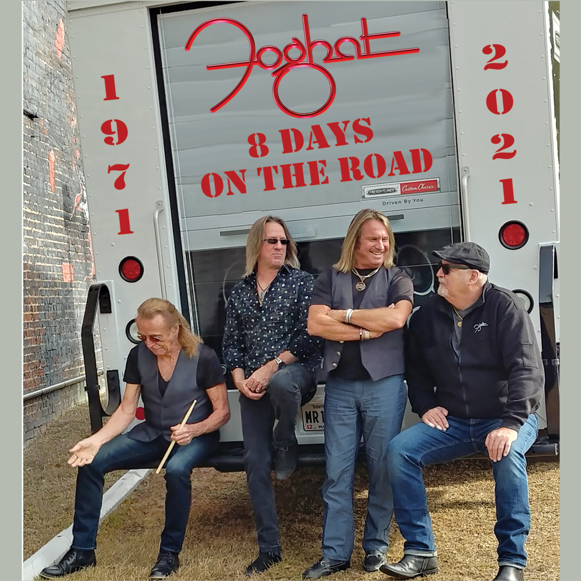 You are currently viewing FOGHAT : 8 Days On The Road