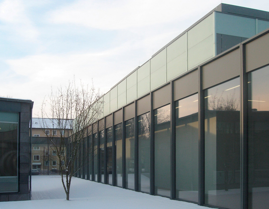 The Museum Folkwang By David Chipperfield