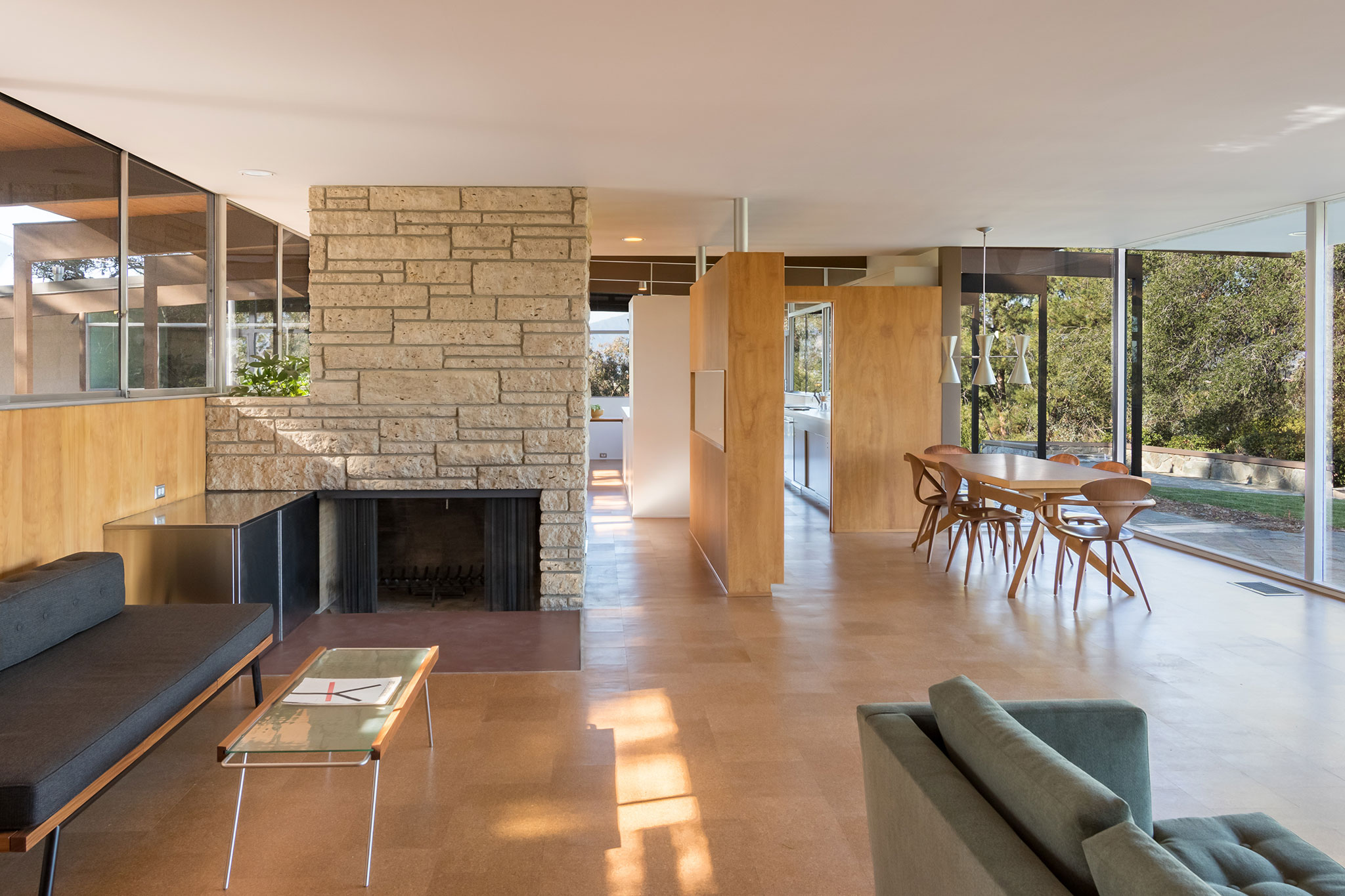 The JM Roberts Residence By Richard Neutra In Los Angeles