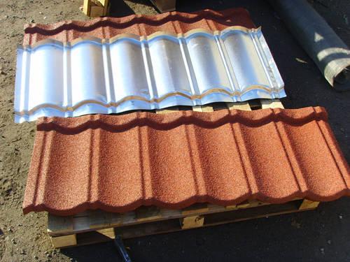 Stone Coated Steel Roof Cost Gerard Decra Metro Roof