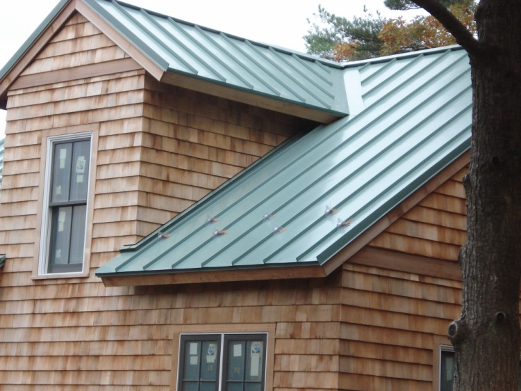 standing-seam-metal-roof & Residential Metal Roofing Prices: Total Cost Installed vs Shingle memphite.com