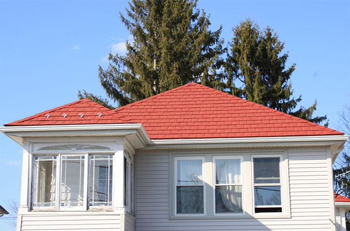 Metal Shingles Roofs Their Pros And Cons Metalroofing