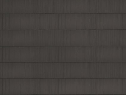 sample image of Metal Roof - Arrowline Shake Roof in Statuary Bronze available from Metal Roof Outlet