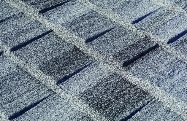 Cottage Shingle Style Shake - Stone-Coated Metal Shake Roofing - Colour Ironwood