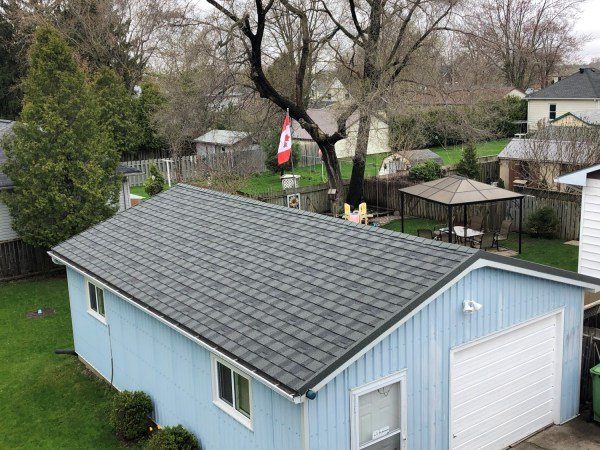 Metal shingle roofing in St Thomas in Grey installed by Metal Roof Outlet
