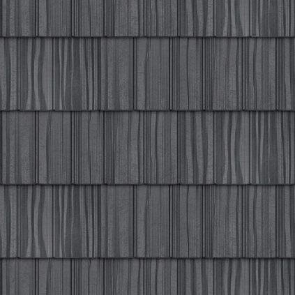 Cedar Creek Shake product image in colour Shadow Deep Grey Variation