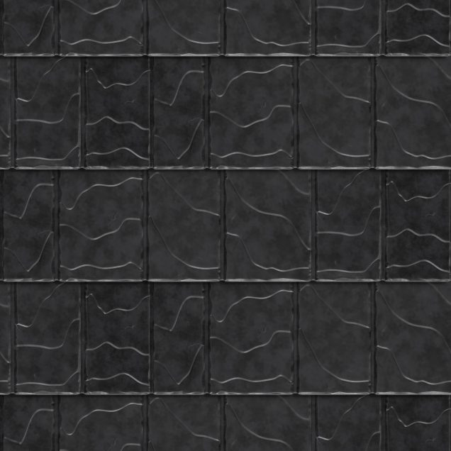 VicWest True North North Ridge Slate product image in the colour Midnight Storm Expressence (Variation)
